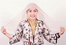 Tutorial Jilbab Cara Memakai Jilbab Segi Empat Modis