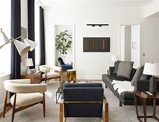 25 modern style living a clean lined new york apartment by gachot studios dressed