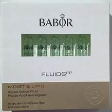 ампулы красоты часть 3 babor fluids fp ампулы с