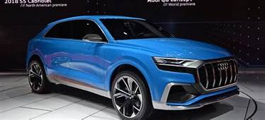 2018 Audi Q8 Price Release Date Concept Interior Photos