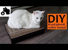 Katzen Kratzbrett Selber Bauen Diy Katzenspielzeug