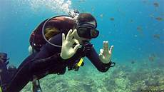 learn to scuba dive in phuket thailand youtube