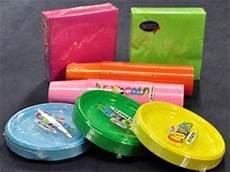 piatti e bicchieri di plastica vendita di coordinati per la tavola di plastica e
