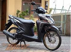 Modifikasi Vario 125 2019 by Modifikasi Vario 125 Esp Iss Fi Velg Jari Jari 17 Thailook