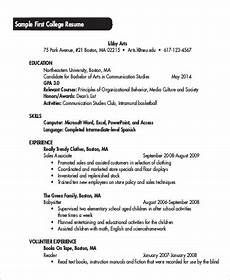 sle resume for high school student 9 exles in word pdf