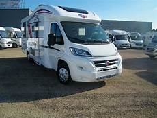 burstner ixeo time it 734 neuf de 2016 fiat cing