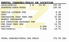 shady business practices by hertz car rental in vancouver
