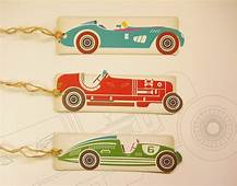 Racing Car Bookmarks  Pinterest Cars Set