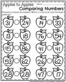 greater less than worksheets 2nd grade math math teaching math math classroom math