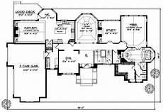 3600 sq ft house plans european house plan 4 bedrooms 3 bath 3600 sq ft plan