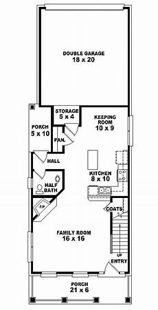 two storey narrow lot house plans marvelous home plans for narrow lots 9 2 story narrow lot