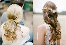 Relaxed Wedding Hairstyles