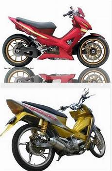 Modif Motor Revo 110cc by Trend 2015 Modifikasi Motor Honda Revo Fit Absolute 110