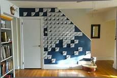 Make It Modern Diy 3d Felt Wall Panels Do It Yourself