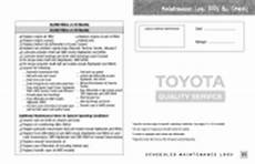 manual repair free 2002 toyota sequoia security system 2001 toyota sequoia problems online manuals and repair information