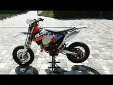 ktm exc 125 supermoto new crew bike