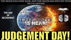 Day Of Judgment the day of judgement is near