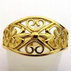bijoux anciens d occasion bague ancienne or filigrane