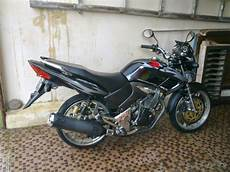 Honda Tiger Modifikasi Standar by Tiger Revo Modifikasi Standar Thecitycyclist