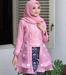 30 gamis batik terbaru 2019 untuk orang gemuk fashion modern dan terbaru pusat mukena