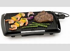 Cool touch Electric Indoor Grill   Grills   Presto®