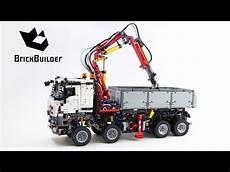lego technic 42043 mercedes arocs 3245 lego speed