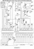 Free Wiring Diagram 1991 Gmc Sierra  Schematic For