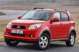 Daihatsu Terios Estate Review 2006  2010 Parkers