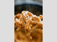 crock pot pasta sauce with chicken image