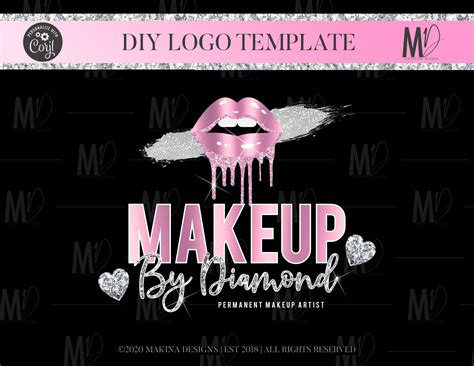 Lip Gloss Logo Name Ideas