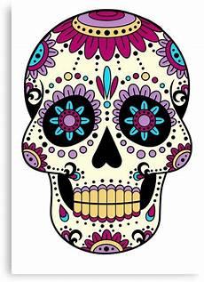 crane mexicain quot mexican skull sombrero tatooman calavera el dia de