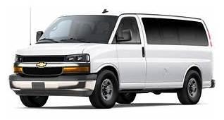 2019 Chevrolet Express Passenger Van Review Trims Specs