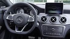 mercedes gla innenraum 2015 mercedes 250 4matic shooting brake interior