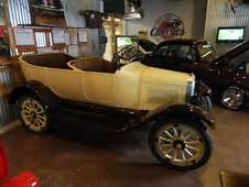 1920 Willys Overland Touring Car – Horseless Carriage