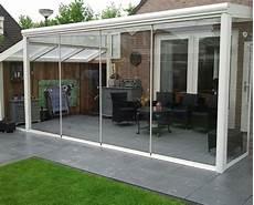 veranda terrazzo vetro veranda completa con vetrate scorrevoli in vetro verande