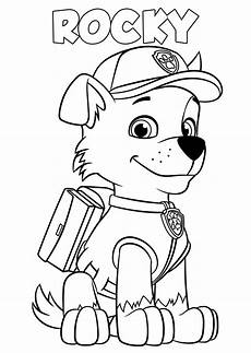 Paw Patrol Malvorlagen Paw Patrol Coloring Pages 120 Pictures Free Printable