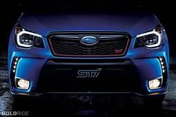 2020 Subaru Forester STI Review  The