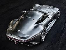 2014 Mercedes Benz AMG Vision Gran Turismo Concept
