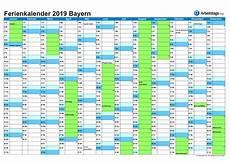Ferien In Bayern 2019 2020 Termine Infos