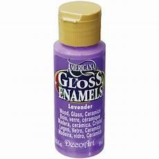 americana 2 oz lavender gloss enamel paint dag34 30 the home depot