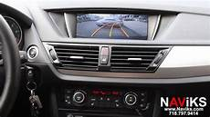 2015 Bmw X1 E84 Naviks Rear Front View Interface