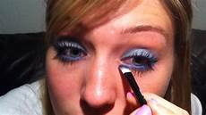 blaue augen schminken blaue augen betonen augen schminken schminktipps