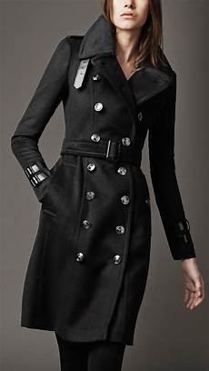 black trench coat wardrobe mag