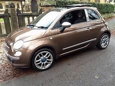 2009 fiat 500 1 2 petrol engine limited edition by diesel
