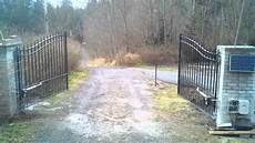 swing gate driveway gates and dual swing gate opener aleko 174 as1200 ac