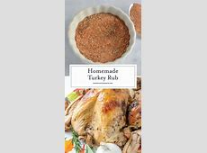 dry rub for chicken or turkey_image