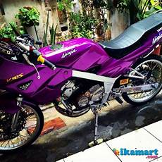 Modifikasi R 2008 by Jual R 2008 Ungu Modifikasi Motor