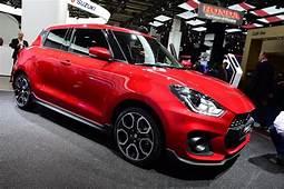 New 2018 Suzuki Swift Sport  Pictures Auto Express