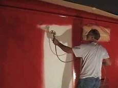 peinture airless sans brouillard d 233 monstration pulv 233 risation peinture pistolet airless sans