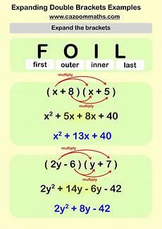 multiplication worksheets ks4 4464 ks3 and ks4 factorising worksheets cazoom maths worksheets single brackets teaching resource